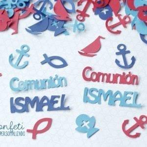 comunion ismael